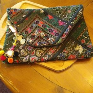 Free people oversized clutch